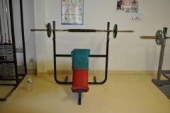 La salle de Musculation 1
