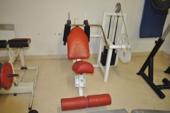 La salle de Musculation 3