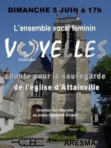 L'ensemble vocal féminin VOYELLES
